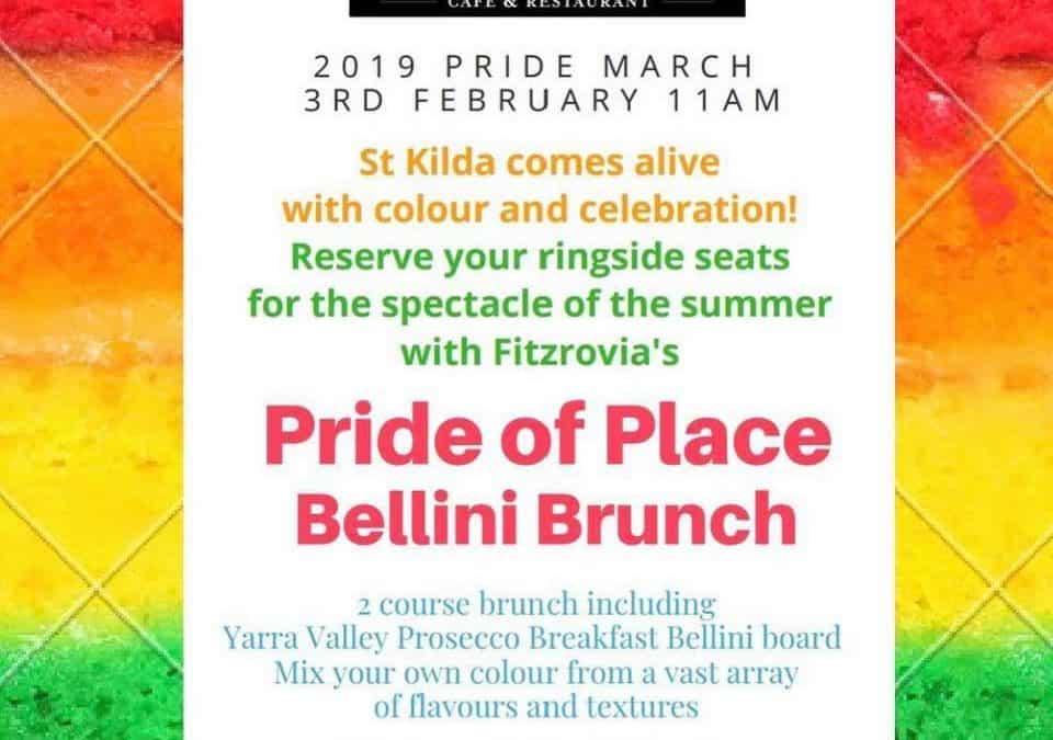 Pride of Place – St Kilda Pride Festival